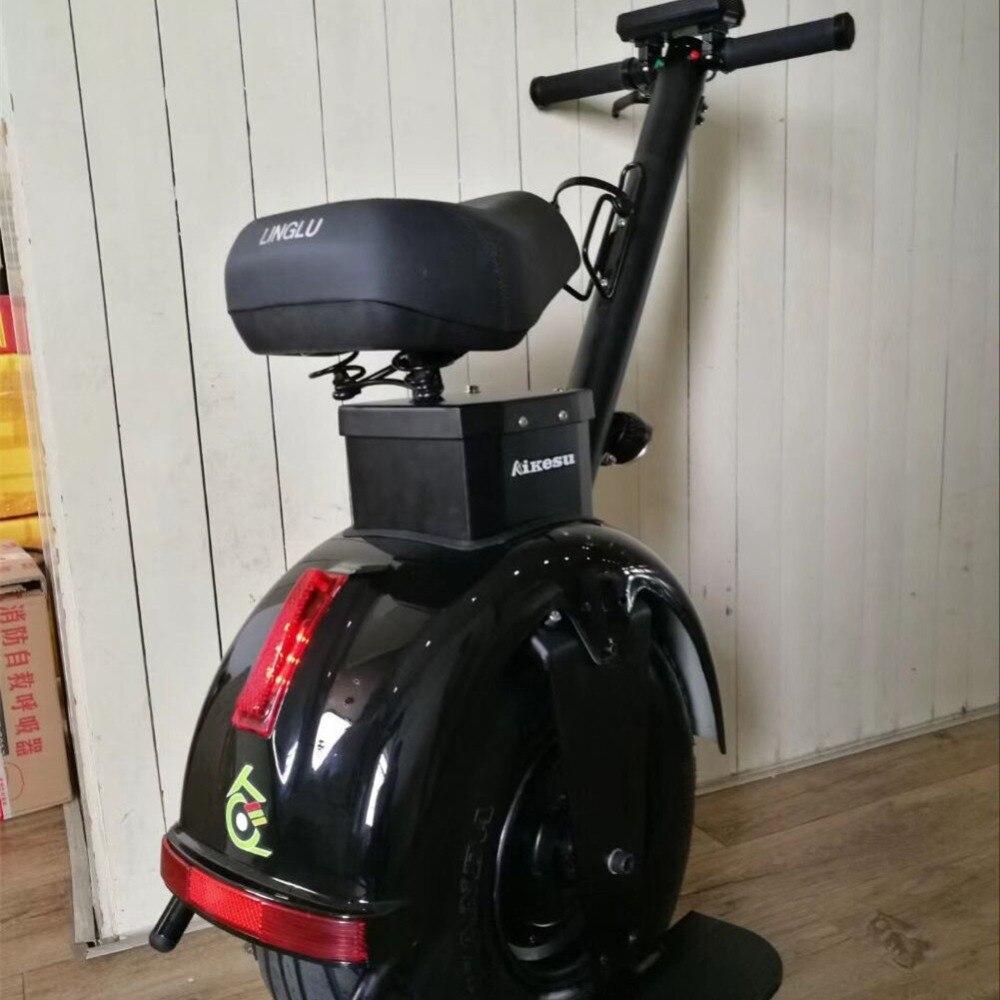 Véhicule électrique somatosensory intelligent de scooter électrique adulte avec une roue 60 V 1000 W - 4