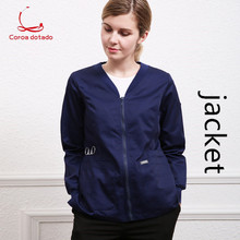 Operating room doctor nurse coat long-sleeved overalls doctors hand-washing suit touring jacket