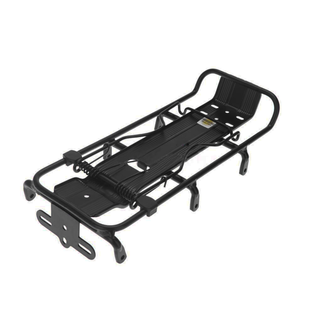 купить  MTB Bicycle Cycle Bike Rear Panniers Luggage Rack Carrier Shelf Bracket  недорого