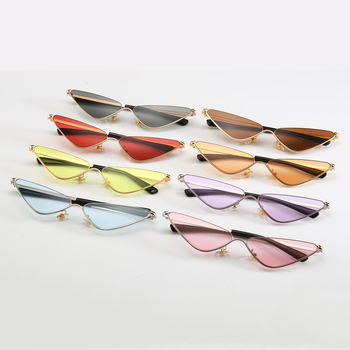 Karen Sunglasses Accessories Sunglasses af7ef0993b8f1511543b19: gold with black|gold with brown|gold with orange|gold with red|gold with yellow|silver with blue|silver with pink|silver with purple