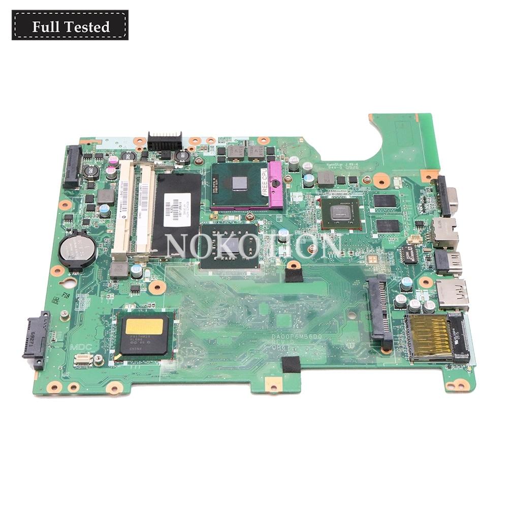 NOKOTION DA00P6MB6D0 517837-001 For HP Compaq Presario CQ61 G61 Laptop Motherboard DDR2 G105M GPU PGA478 Free cpuNOKOTION DA00P6MB6D0 517837-001 For HP Compaq Presario CQ61 G61 Laptop Motherboard DDR2 G105M GPU PGA478 Free cpu