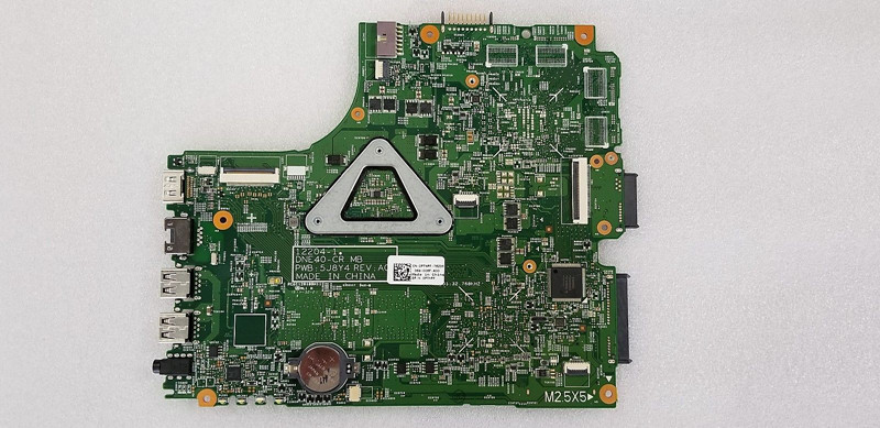 CN-05J8Y4 05J8Y FOR <font><b>DELL</b></font> INSPIRON <font><b>3421</b></font> 5421 laptop motherboard <font><b>I5</b></font> cpu DNE40-CR PWB5J8Y4 REVA00 image