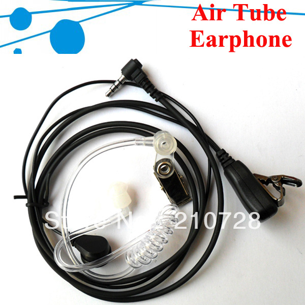 Walkie Talkie Earpiece Y06 for vertex two way radio VX-168 VX-228 radio VX-230 walkie talkie VX-351 2 way VX-354 VX-418