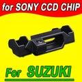 Retrovisor volta inversa estacionamento back up cam câmera do carro para Suzuki SX4 hatchback PAL NTSC (opcional) à prova d' água HD