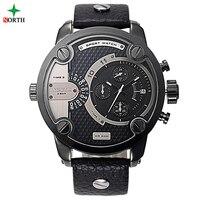 Male Sport Wristwatch Luxury Brand Fashion Men Clock 30M Water Resistant Stainless Steel Men Sport Watch