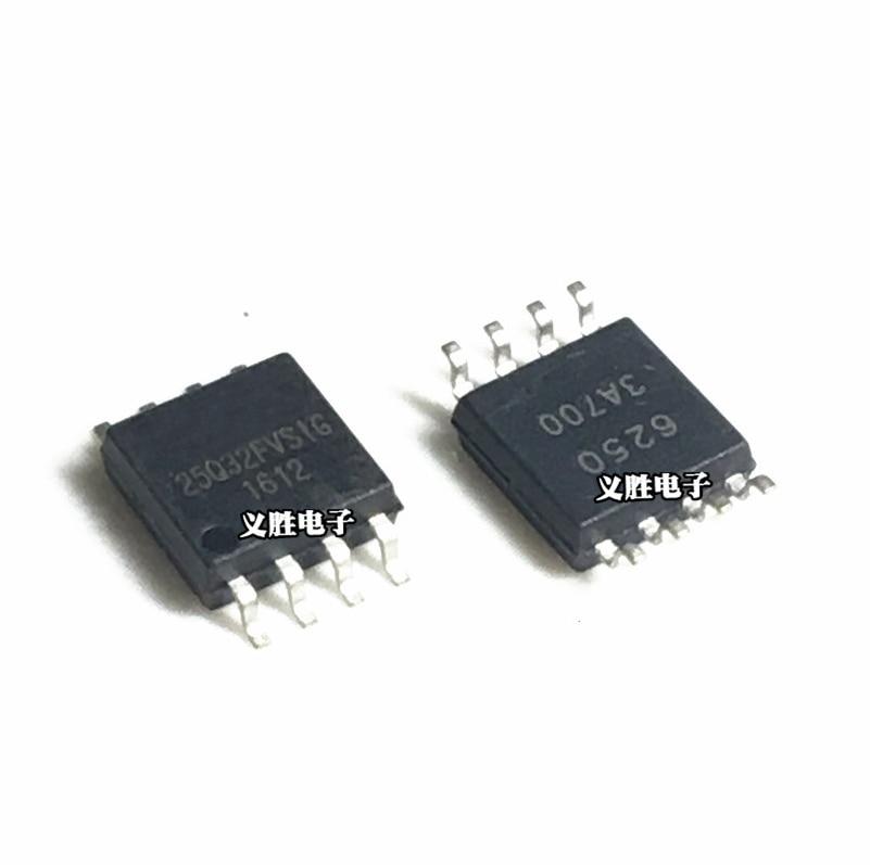 5PCS W25Q32 W25Q32BVSIG W25Q32BVSIG SOP8  Fw