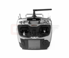 Asli at9 radiolink 2.4 GHz 9 channel pemancar radio & r9d receiver rc drone quadcopter helikopter