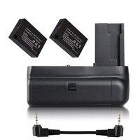 2019 JINTU New Power Vertical Battery Grip Pack 200D + 2pcs Decode LP E17 Kit for Canon EOS 200D Rebel SL2 + Cable kit Camera