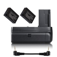 2019 JINTU New Power Vertical Battery Grip Pack 200D + 2pcs Decode LP E17 Kit for Canon EOS 200D Rebel SL2 + Cable kit Camera