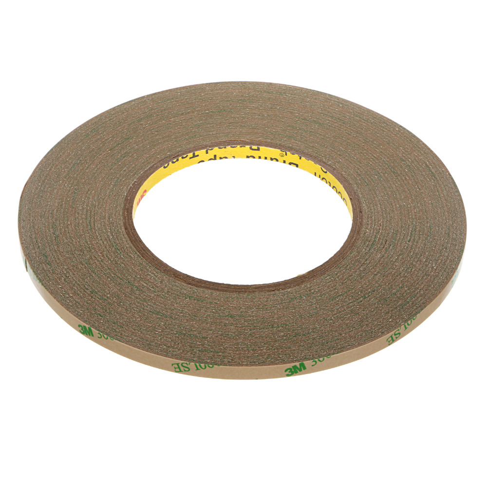 Vinyl siding repair tape - 6mm Super Slim Strong Adhesion 3m 300lse Clear Double Sided Sticky Tape For Cell Phone