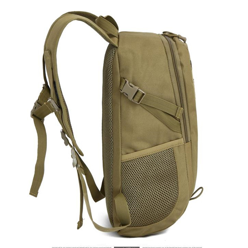 Waterproof 3D Military Backpack Rucksack Bag 15L Tactics Backpacks Female Travel Backpacks Casual School Shoulder Bags