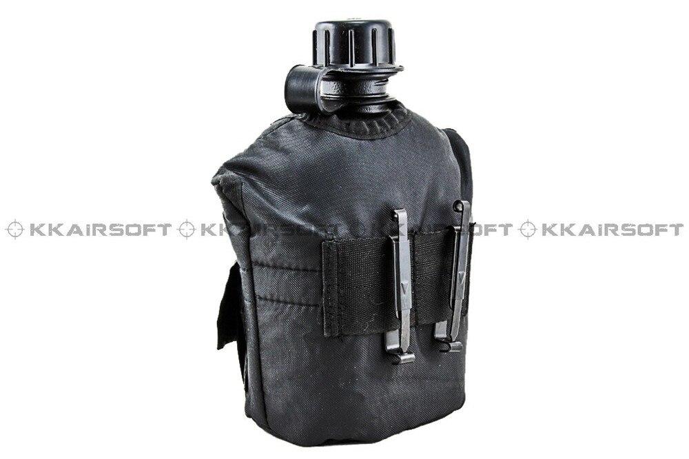 США бутылка для воды армейская Военная бутылка для воды черная