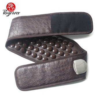 BYRIVER Health Care Waist Support Massager Lumber Disc Herniation Physiotherapy Therapy Body Massager