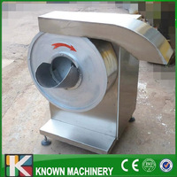 Food Machinery Fries Potato Chip Machine Sweet Potato Strip Machine Stainless Steel Fruit French Fries Processing Line