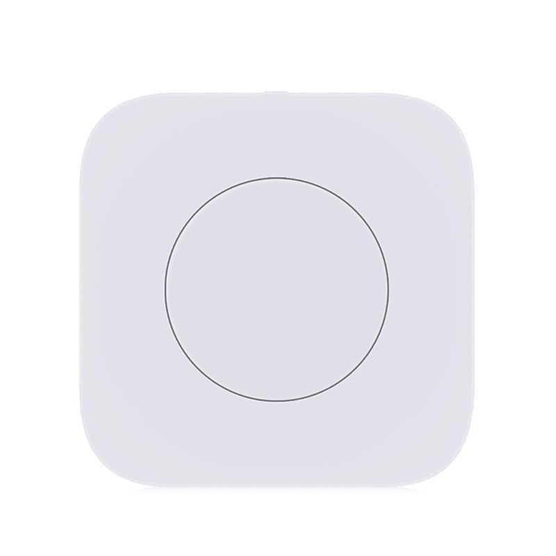 Xiao mi inteligentny przełącznik bezprzewodowy Aqara mi ni z Gyro domu pilot zdalnego sterowania dla mi APP domu i mi JIA wielofunkcyjna brama