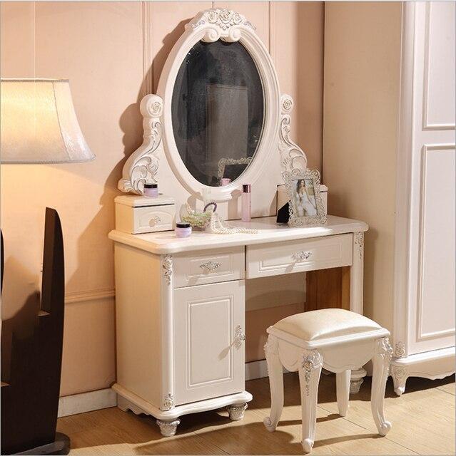 De gama alta moda moderno blanco muebles aparadores con tabla en ...