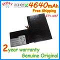 100% genuine original bateria para msi bty-m6f gs60 2pl 2qe 6qe 6qc ms-16h2 série batteria baterias