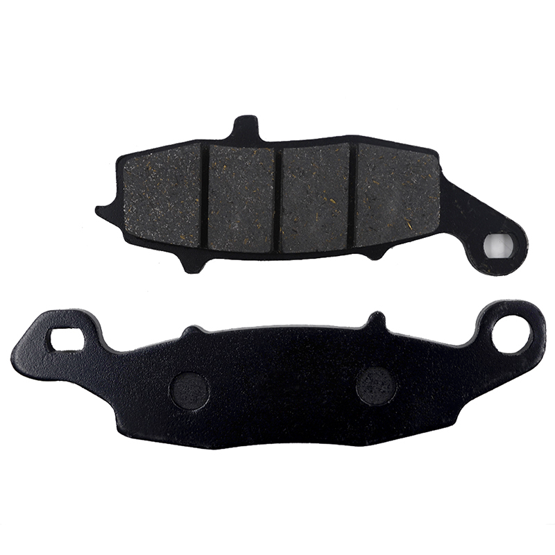 US $7 99 29% OFF Motorcycle Parts Front & Rear Brake Pads Kit For KAWASAKI  KZ1000 Police ZR750F H ZR 7 VN1500 VN1600 Vulcan Metal & Brass Alloys-in