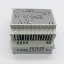 free shipping high quality Din rail Single Output Switching power supply DR-45-5 45W 5V 9A ac dc converter