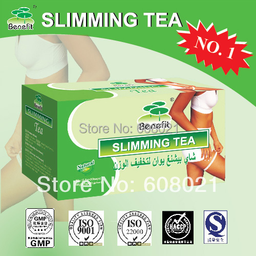4 Boxes / Lot Fast Slim Fit Tea Weight Loss Fat Burning ...