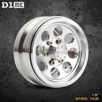 4PCS D1RC 1.9 inch Hole-Design Beadlock RC Wheel Hub For 1:10 1:8 Traxxas TRX-4 TRX4 RC4WD D90 D110 TF2 Axial SCX10 90046 - DISCOUNT ITEM  0% OFF All Category