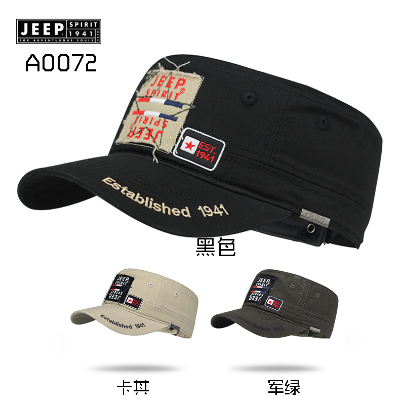 JEEP SPIRIT Brand Summer   Baseball     Cap   Women Men Mesh Breathable Snapback   Cap   Unisex Adjustable Sport Hats Dad Hat streetwear
