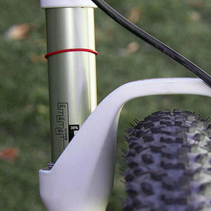MUQZI الجبهة شوكة 32 مللي متر/30 مللي متر تعليق دائرة الخارجي أنبوب دراجة هوائية جبلية الطريق الدراجة