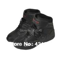 Motorcycle Boots Pro biker SPEED Bikers Moto Racing Boots Motocross Motorbike Shoes Black White Red 38 39 40 41 42 43 44 45 BA5