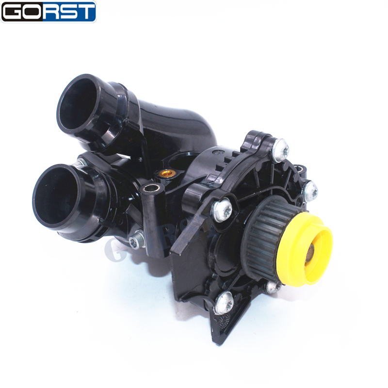 Engine Cooling Water Pump Assembly For VW EOS for Tiguan for Passat Scirocco for Golf for Jetta Beetle CC for audi 06H121026BA mutoh vj 1604w rj 900c water based pump capping assembly solvent printers