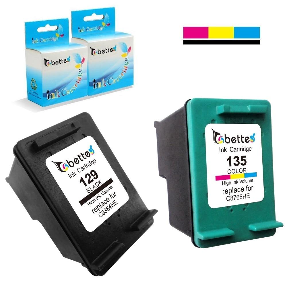 Printer Ink Cartridges for HP 129 135 hp129 hp135
