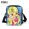 Cute Cartoon Doll Girls School Bags Small Children Schoolbag for Baby Students Schoolbag Fashion Kids Bookbag Mochila Infantil