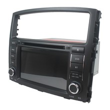 For in dash Quad core Mitsubishi Pajero V97/V93(2006-2011) car dvd player GPS with WiFI+FM/AM Radio+Bluetooth+Multimedia+USB/SD
