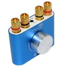 2017 Marque Nouveau Rouge 30 W * 2 Mini Bluetooth Casque Amplificateur HiFi DIY Stéréo Audio Récepteur F900 LIVRAISON SHIPPING-10000333