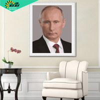 2016 New Frameless Wall Art Pictures Painting By Numbers Digital Oil Painting On Canvas Unique Handwork