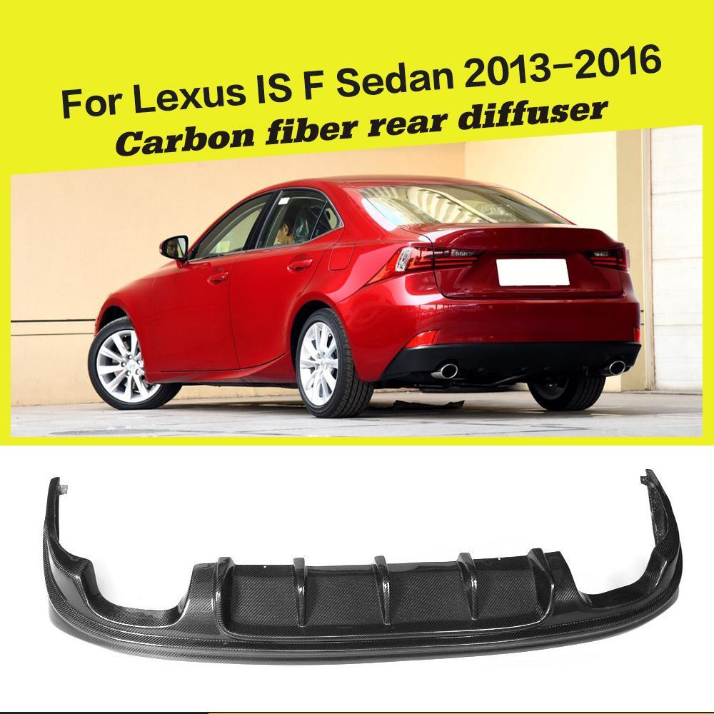 2014 Lexus Is F Sport For Sale: Rear Bumper Diffuser Lip Spoiler Guard For Lexus IS F