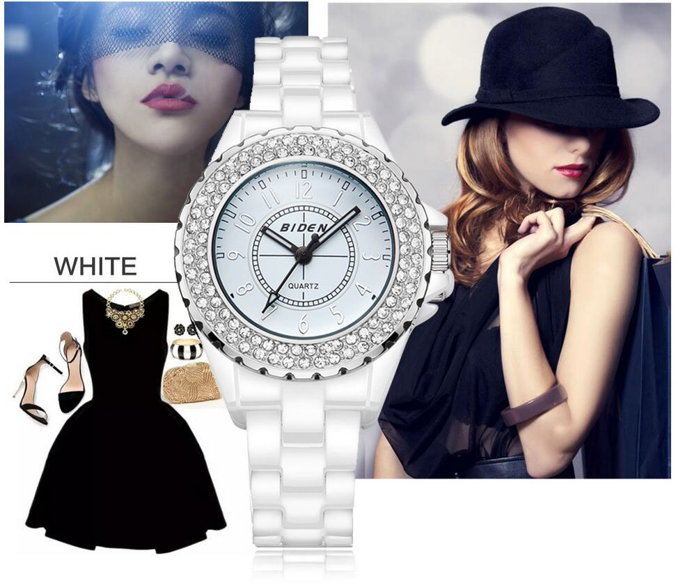 BIDEN Women Watches Top Famous Brand Luxury Casual Quartz Watch female Ladies Watches Women Wristwatches relogio feminino women watches women top famous brand luxury casual quartz watch female ladies watches women wristwatches relogio feminino
