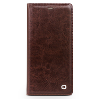 QIALINO Cases For Huawei P10 P10 Plus Luxury Genuine Leather Flip Case For Huawei P10 Fashion