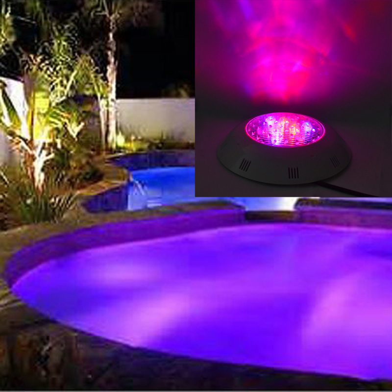 Nice Jiawen 9w 12w Rgb Swimming Led Pool Lights Underwater Lamp Outdoor Lighting Pond Lights Led Piscina Lamp Dc 24v Low Price Led Underwater Lights Led Lamps