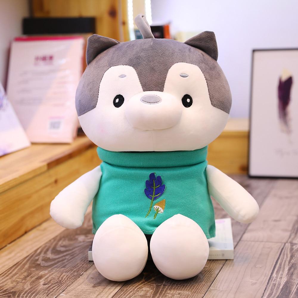Cute Husky Dog
