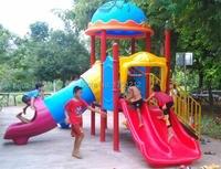 CE Genehmigt Schule Im Freien Spielen System Top Qualität Kindergarten Spielplatz Rutsche Sicher Kinder Spielplatz Set HZ-31212A