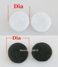 PA0020 (Qty/size in details)Felt Dots stuff paper craft back sticker 10mm/15mm/20mm/25mm/30mm scrapbook accessories