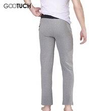 Men's Sleeping Trousers Cotton Pijamas Pants Casual Homewear Loose Lounge Pants 5XL 6XL Drawstring Men's Sleep Bottoms K-5208