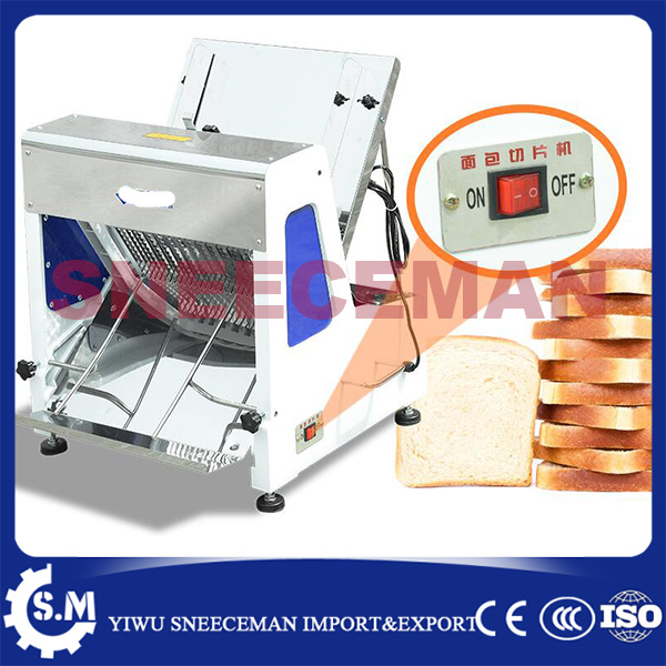 stainless steel automatic bread slicing slicer machine Multi-function Electric spit slicer machine bm 1b stainless steel multi function electric cooktop kanto cook dry heating