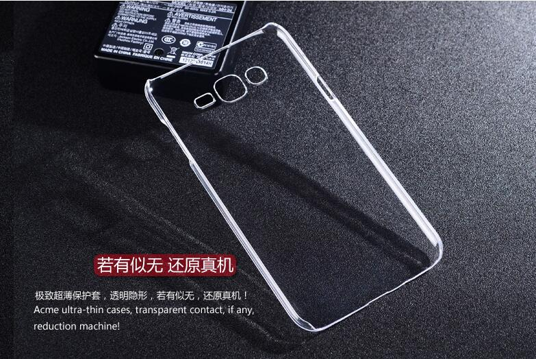 Clear Transparent Hard Plastic PC Case Protector Cover For <font><b>Samsung</b></font> Galaxy <font><b>J7</b></font> J700F <font><b>J700</b></font> <font><b>Phone</b></font> Cases Cover Skin Shell