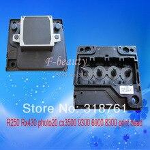 Cabeça de impressão original da cabeça de impressão para epson r250 rx430 cx3500 cx9300 cx6900 cx8300 cx4700 cx4100 4200 cabeça de impressora