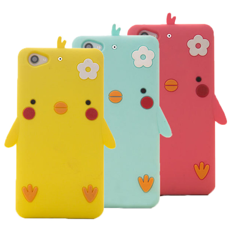 Cute Carton Case for QMobile Noir Z12 Cas