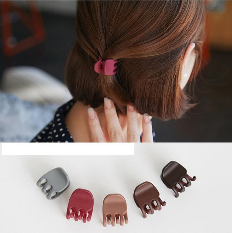 Strange Popular Small Hair Claws Buy Cheap Small Hair Claws Lots From Hairstyle Inspiration Daily Dogsangcom