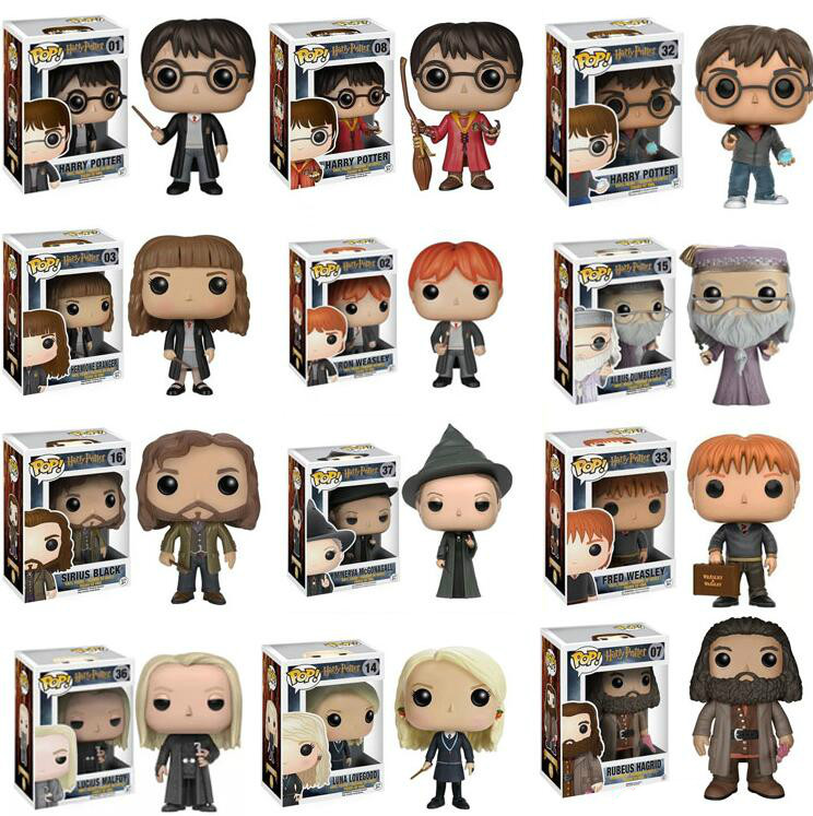 2019 Funko POP Movies Harry Potter Action Figure The Philosophers Stone Collectible Model Toys2019 Funko POP Movies Harry Potter Action Figure The Philosophers Stone Collectible Model Toys
