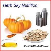 Free Shipping Pumpkin Seed Oil From Natural Pumpkin Seed 50ml 100ml 1000ml
