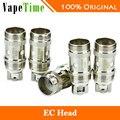 Original 5 pcs eleaf ijust bobina de 2 ec 0.3ohm/just2 cabeça atomizador vape para ijust 0.5ohm 2/melo/melo 2/melo 3/melo 3 mini/lemo 3
